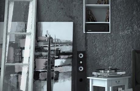 Autodesk, 3Ds Max, Vray, Vintage, Style, Modélisation