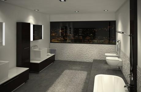 New York, modelisation, rendu, 3ds max, perspective, PACA, Nice