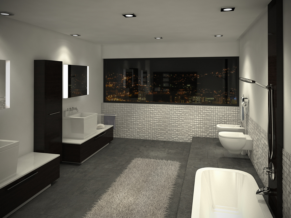 am nagement salle de bain new york
